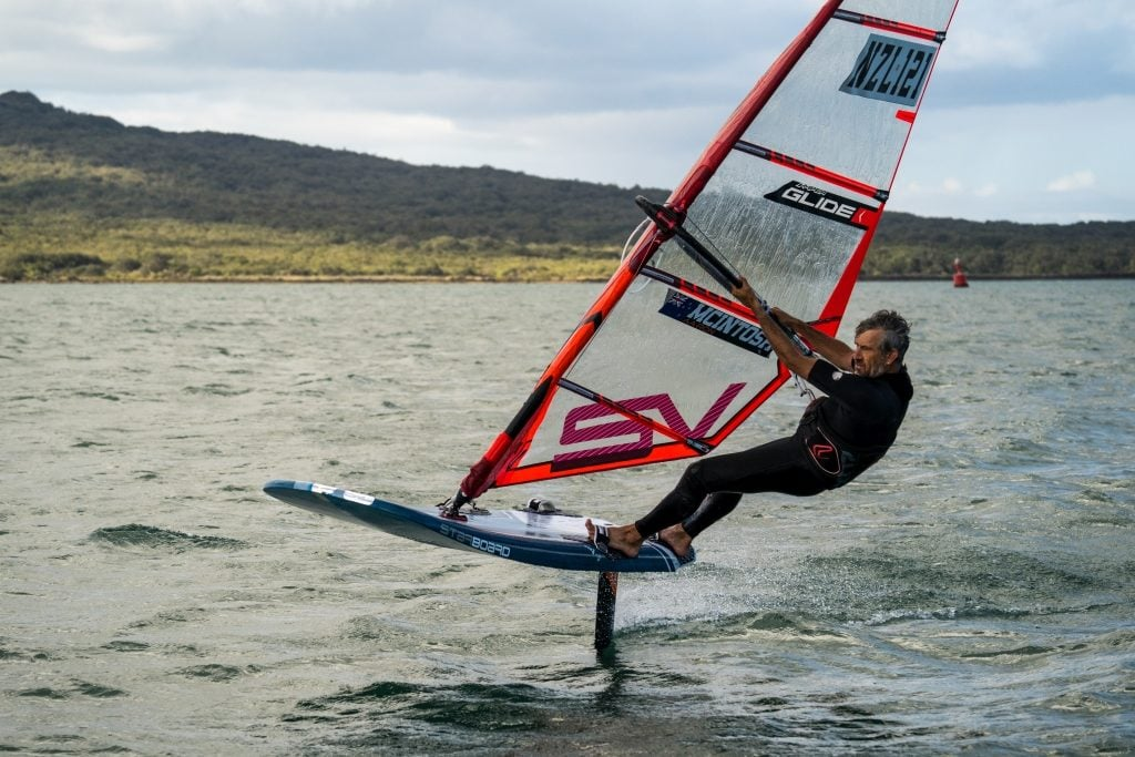 Water Nomads Windfoiling Trips