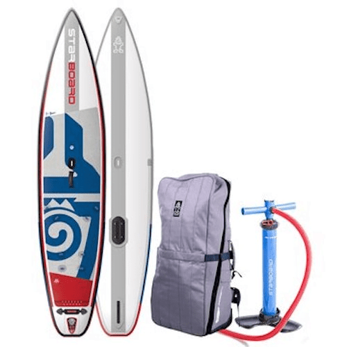Starboard Zen Touring WindSUP Hire