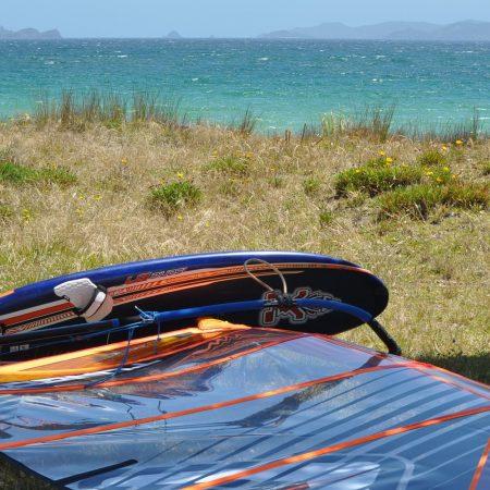 Windsurfing Northland